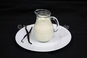 vanillesoße