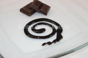 schokoladen sirup