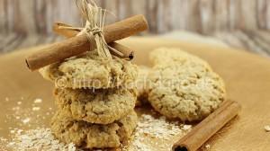 hafer zimt kekse