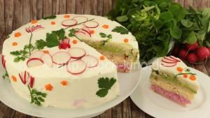 Smörgas-Torte